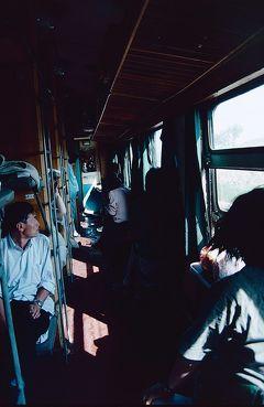 回顧録 1991年香港・中国旅行&調査 その7 北京経由赤峰へ寝台車で移動