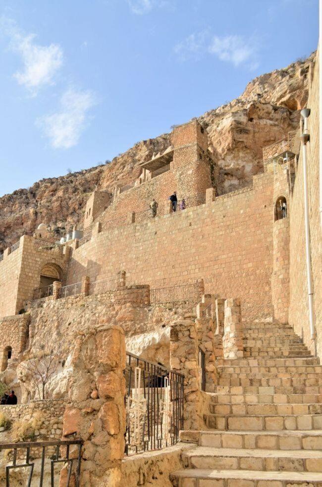 11.イラク ホルミズド修道院Hormizd MonasteryとアルコシュAlqosh:サウジ、クルディスタン、イスラエル、ヨルダンの旅