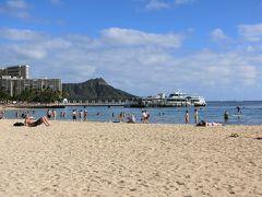 ハワイの休日・いろいろな人と再会出来た16日間 フォート・デ・ルーシー~ハレコア~デューク・カハナモク・ビーチをぶ~らぶら。(2020)
