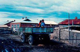 回顧録 1991年香港・中国旅行&調査 その9 北の果てハイラルへ