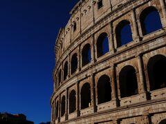 絶景を求めて真夏のローマ・フィレンツェ&マルタその03~ローマ/コロッセオ、フォロ・ロマーノ、カピトリーニ美術館、トレビの泉
