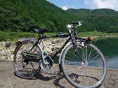 幻のスーパーカー自転車で四万十川をサイクリング 新幹線ホビートレインにも乗車