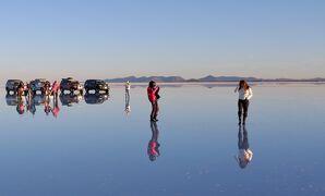 新型コロナウイルスによるイベント等自粛が広がる中、ペルー&ボリビアへ 5.天空の鏡ウユニ塩湖 ①