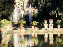 チボリ ローマ近郊ティヴォリ世界遺産「エステ荘」19年秋編《7》