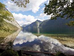不測の事態発生 ケーニヒス湖ハイキング