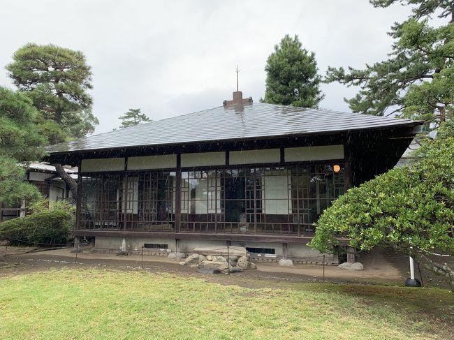 神奈川県大磯町は、相模灘に面した温暖な地。<br />明治時代から著名人の別荘が点在しています。<br />大磯観光協会さんのガイドツアーで巡り、ついでに熱海温泉でゆっくりしました。