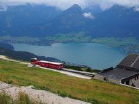 2019.8 オーストリア旅行記4 ~極寒のシャーフベルク山~