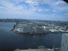 千葉ポートタワーからの風景