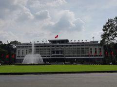 2019.11 ベトナムに行ってみよう(11)統一会堂で今は亡き南ベトナム政府に思いを馳せよう。