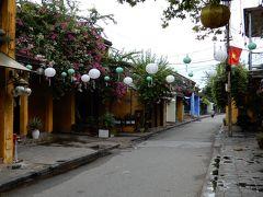 2019年の夏休みはとりあえずベトナムでも/早朝にホイアンの旧市街をあてもなく徘徊