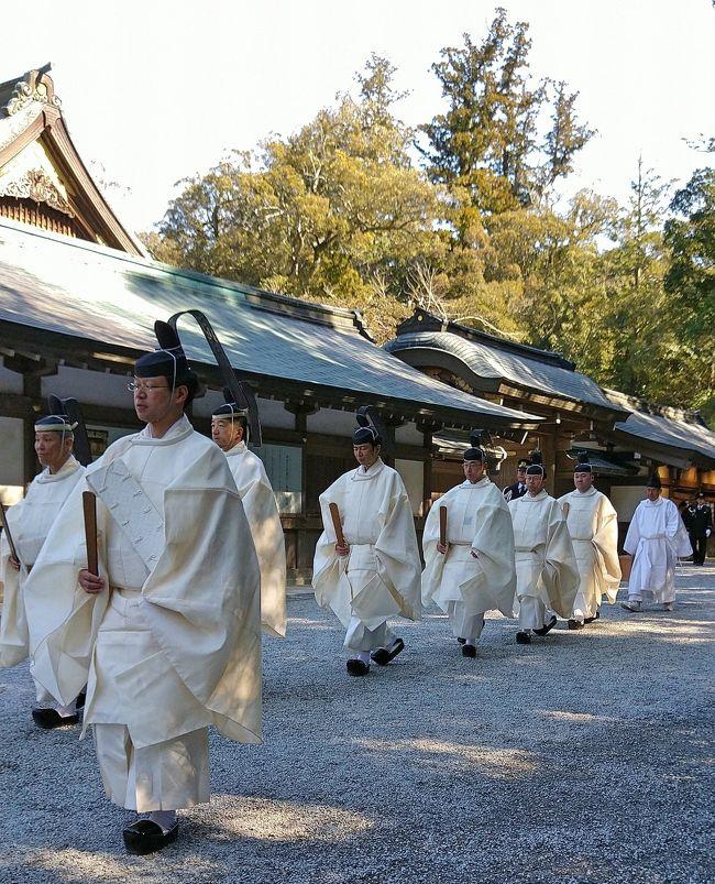 2020/2/11~13まで伊勢出張でした。11日早朝に東京を出発、伊勢神宮に参拝。仕事終りの13日は、帰京せずに彦根に移動。14日に彦根城はじめ、周辺の観光をしてきました♪(^o^)<br />お札をもらいにお伊勢参りPart1は、2/11~13の伊勢出張時の旅行記になります。<br />伊勢の詳しい旅行記は<br />外宮で起きた奇跡再び!編  https://4travel.jp/travelogue/11450351<br />心洗われる内宮参拝と おかげ横丁で食べ歩き!編  https://4travel.jp/travelogue/11455703<br />でどうぞ!(^o^)ノ