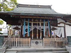 4月の松戸神社☆源平うどん☆2020/04/22