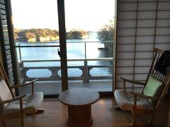 2016年 母を松島と平泉に案内したちょっと良い話(松島 佐勘松庵に宿泊)