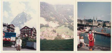 1982年 ヨーロッパ5か国_スイス
