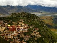 回顧録 2005年 9泊10日 チベット・北京旅行 その5 感動の甘丹寺