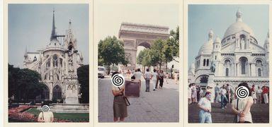 1982年 ヨーロッパ5か国_フランス