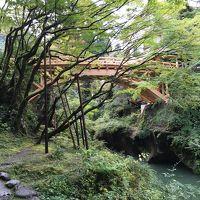 2019年10月、加賀国巡り�鶴仙渓と大聖寺城趾を巡り、粟津温泉で疲れ癒やす