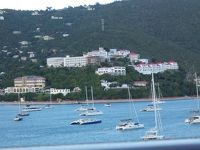 シャーロットアマリー 青ひげ城(Bluebeards Castle, Charlotte Amalie, USVI)