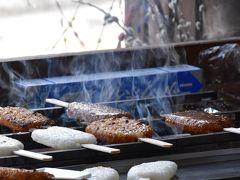 岩村城下町の雛まつりとふくろう商店街2020~グルメは五平餅とカステーラ~(岐阜)