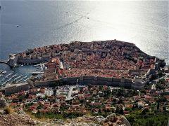 スロベニア・クロアチア2508kmドライブ④ドゥブロヴニク(Dubrovnik)その1