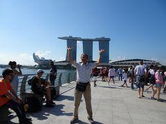 買い物の町、シンガポールで買い物しない旅 ②