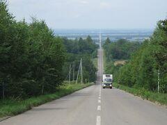 北海道自転車旅8日目(ウトロ⇒サロマ湖 123.6km)