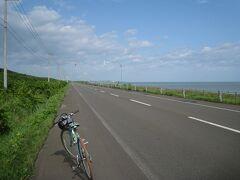 北海道自転車旅10日目(紋別⇒浜頓別 134.2km)