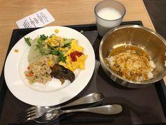 釜山 ソラリアホテルの朝食