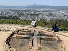 大文字山に登ってみた