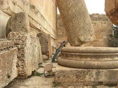 世界一周の思い出 レバノン④圧巻のバールベック遺跡