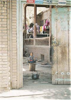 中国・新疆ウイグル自治区 シルクロードをゆく咯什ぶらぶら歩き旅ー2
