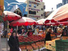 釜山のロ-カル市場 亀浦市場