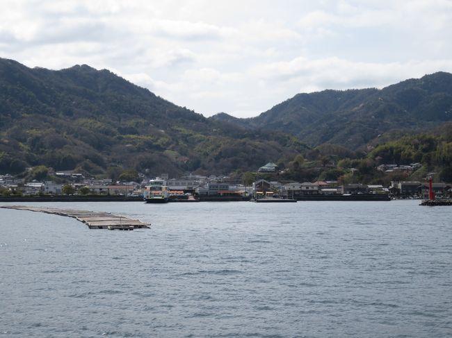 2020MAR「JALダイナミックパッケージ広島一人旅」(8_おさんぽクルーズ)