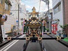 2018年5月・東京・三社祭
