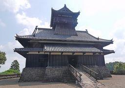 2013.9 6.5年前の宮崎旅行を今頃ブログに4-天ヶ城公園,綾城,照葉大吊橋