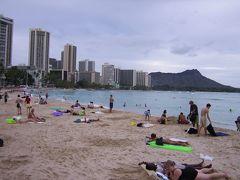 過去の旅行を振り返る 2002年10月ハワイ旅行