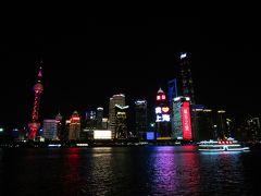 ゆったり流れる運河の風景を求めて上海・蘇州の旅 その3 上海観光編