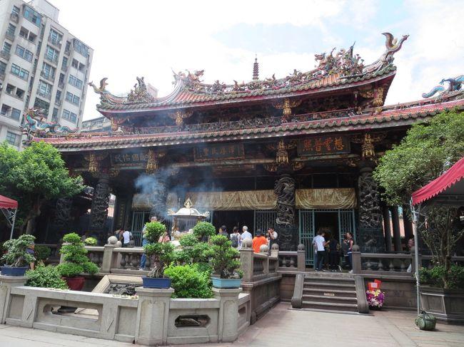 母と2人で台湾へ。私は3度目の台湾。<br />のんびり旅行。