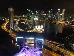 マレーシアとシンガポールの旅(3) シンガポール・フライヤー