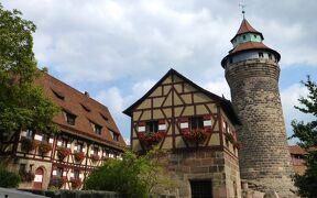 2012夏ベルギーとドイツの旅10:ニュルンベルク