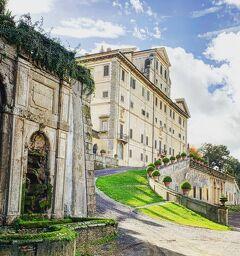 皇族、貴族の町が ローマ郊外にあるなんて!!フラスカーティとアリッチャ 雨ばかりだった19年秋編《5》