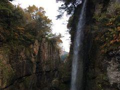 称名の滝 対 手取の滝