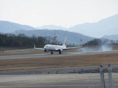2020MAR「JALダイナミックパッケージ広島一人旅」(11_広島空港で時間をつぶして帰宅)