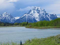 アメリカ西部の旅④ グランドティトン国立公園「ジャクソンレイク」「ジェニーレイク」「タガートレイク」