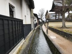 飛騨古川、情緒ある城下町・白壁土蔵の町並みを散歩
