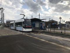 富山ライトレール(旧JR富山港線)乗り鉄