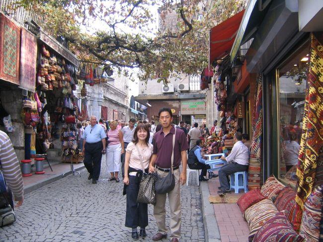 2006年のトルコ旅行。見どころが多く観光名所が点在するトルコ、効率よくまわるため今回はツアー旅行に。お休みは9日間、カッパドキアやパムッカレ等メジャーな観光地に、できればサフランボルとアンタルヤまで足を伸ばしたい。探しまくってHISさんでちょうどいい感じのコースのツアーを発見!申し込み♪14年前の旅行なので細かいところの記憶が曖昧です。誤ったことが書いてあったらすみません(^^;