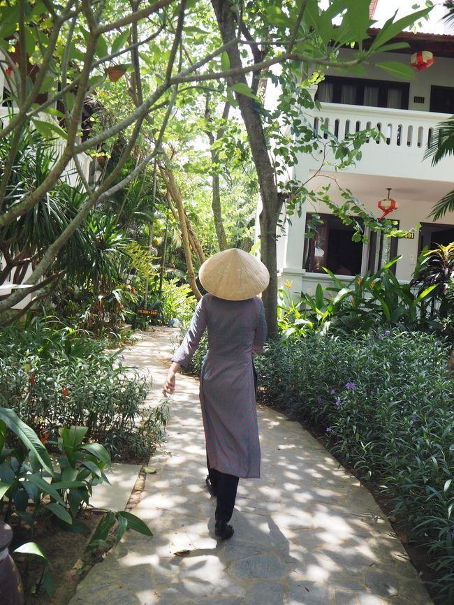 2019年 ベトナムの歴史を感じる旅☆ホイアン&ダナン【1】ホイアンのリゾートホテルVinh Hung Riversside Resot