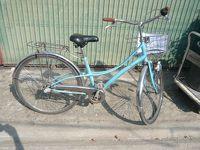 タイばかりでなく、インドシナ半島のその他の地でも、自転車を借りて、自由に走り回りました。(その2)