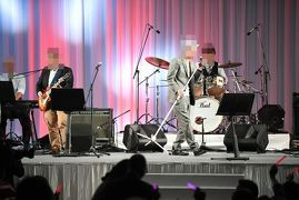 """たまには""""ベタ""""なエンタテイメント1912 「一部上場企業の全国総会パーティでバンド演奏を行いました。」  ~幕張・千葉~"""